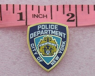 US NYPD PIN New York City Police department Lapel Pin