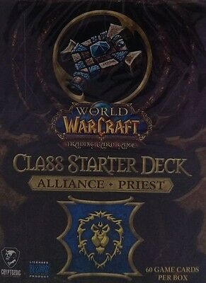 WoW Class Starter Alliance Priest englisch Neu & OVP