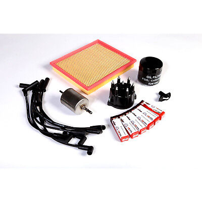 Omix-ADA Ignition Tune Up Kit For 93-96 Jeep Grand Cherokee #17256.23 ZJ