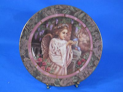 "Children of Innocence Collectable Plate ""Charity"""