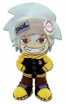 """*NEW* Soul Eater Soul 8"""" Plush by GE Animation"""