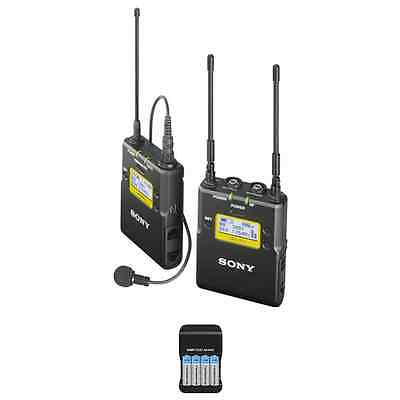 Sony UWP-D11 Integrated Digital Wireless Microphone System w/Batteries