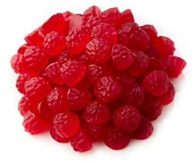 Raspberries - 1 kg Red Candy Buffet