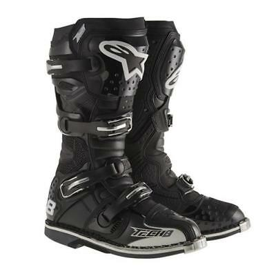 Alpinestars Motocross Stiefel Tech 8 RS schwarz Motocross Enduro Cross