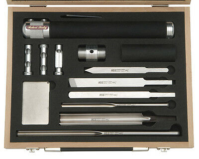 Woodturning Robert Sorby SOVEREIGN 6 PIECE TURNING TOOL SET - SOV-67DBS