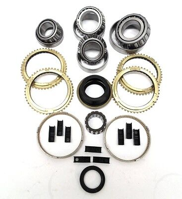 Trans Rebuild Overhaul Kit 01-04 TR3650 4.6L Mustang 5-Speed Manual (BK-255WS)