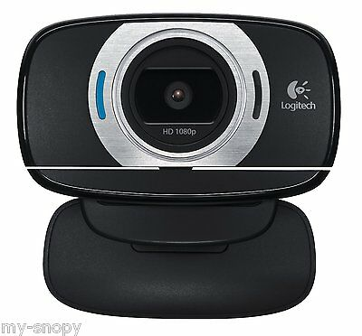 Logitech C615 - Farbe - Audio - Hi-Speed USB Web-Kamera Webcam