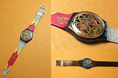 Swatch GENT STUCCHI 1990 GN107 NUOVO!!!!
