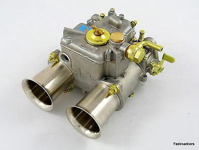 Weber 45 Dcoe 152G Carburettor Genuine New 1960006200 With 4 Progression Holes