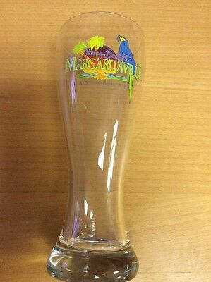COLLECTIBLE BEER GLASS MARGARTITAVILLE lm