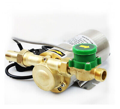 Self Priming Automatic Shower Washing Machine Water Booster Pump Stainless Pump