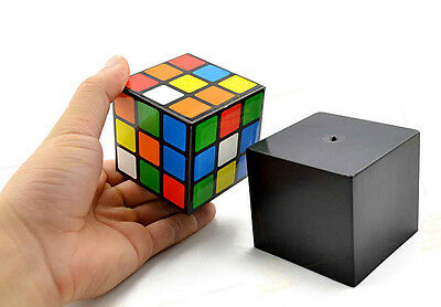 D152 Close-Up Magic Stage Trick Rubik's Cube Instantly Restored Or Vanish