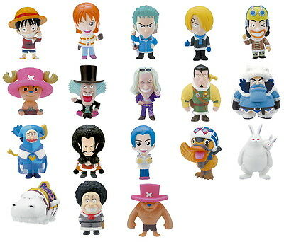 One Piece Figurines Japanese Anime figure Collection UK STOCK