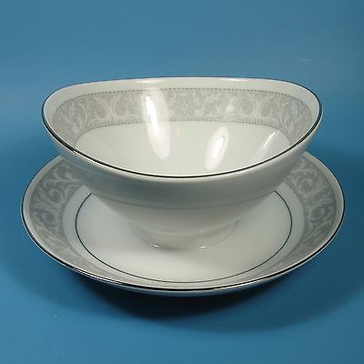 Imperial W. Dalton WHITNEY Gravy Boat with Attached Underplate