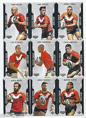 2014 NRL Elite TIGERS Team Set