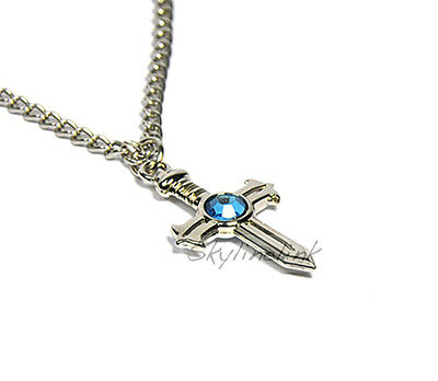 Fairy Tail Anime Halskette Kette Necklace Anhänger von Gray Fullbuster Cosplay