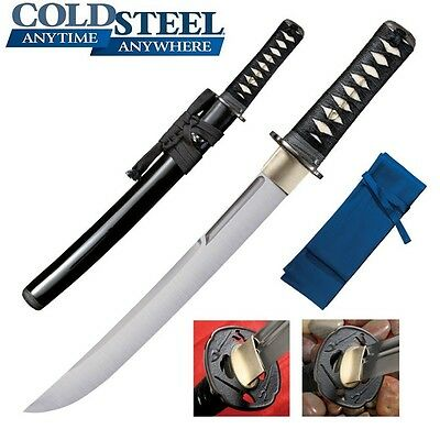 Cold Steel - Warrior O Tanto with Scabbard 88BT New