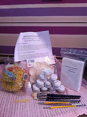 Reborn Painting Starter Kit With Tutorial (Doll Kit Not Included)
