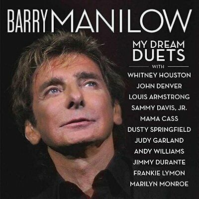 My Dream Duets - Barry Manilow CD Sealed New 2014 !