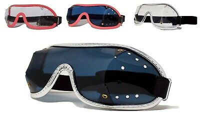 NEW - SAFTISPORTS Jockey Horse Racing Riding Goggles | Wide Band + Punched Vents