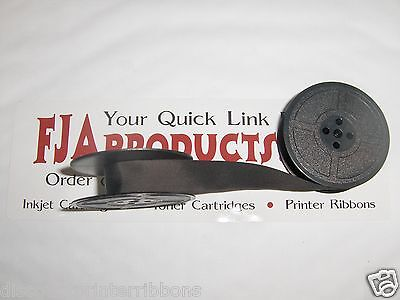 Red /& Black Ribbons Imperial Portable 200N Typewriter Ribbons Combo Pack