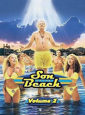 Son Of The Beach - Vol. 2 (DVD, 2008, 3-Disc Set) SHIPS IN 24 HOURS OR LESS