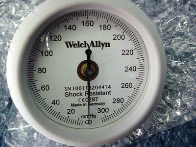 Welch Allyn DuraShock DS44 Integrated Aneroid Sphygmomanometer Guage Only