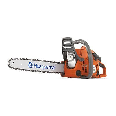 "Husqvarna 240 16"" Bar 38.2cc Gas Powered Chain Saw Chainsaw - 952802154"