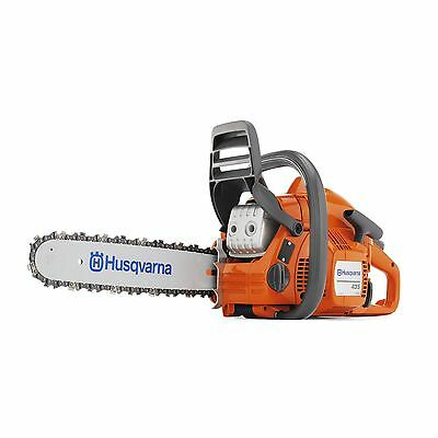 """Husqvarna 435 16"""" Fully Assembled Gas Powered Chain Saw Chainsaw - 965167501"""