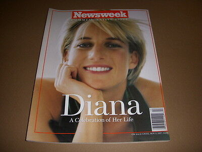 NEWSWEEK COMMEMORATIVE ISSUE, Diana: A Celebration of Her Life, 1997!