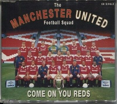 Come on You Reds CD