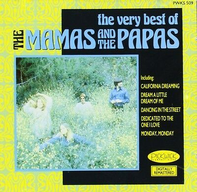 Mamas & Papas  : Mamas and Papas Very Best CD ALBUM