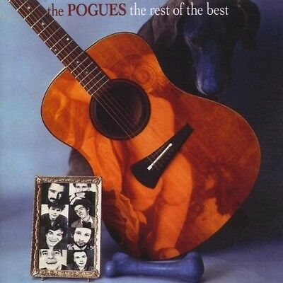 The Pogues : Rest of the Best -16tr- CD ALBUM