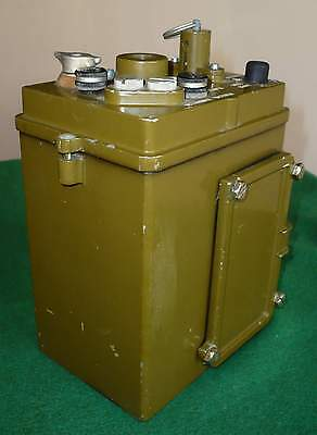 NEW_Old_R-128_Russian_Alarm_Signal_Transmitter_[=T=]