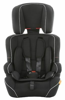 Halfords Essentials Group 123 Child Seat Group 1-3 / 9-36kg / 9 Mths - 12 Yrs