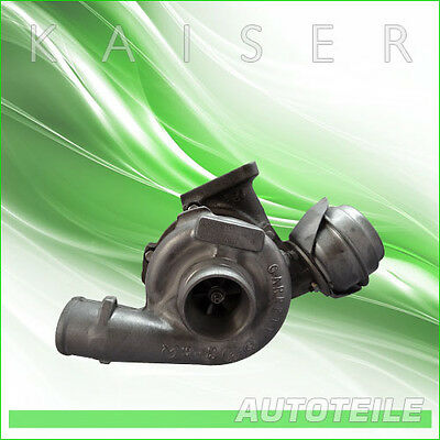 TURBOLADER Opel Signum 2.2 DTi 92kW 125PS 860055 717626-5001S 705204