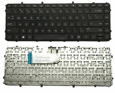 NEW for HP Envy Ultrabook 4t-1200 4-1215dx 4t-1200 Keyboard US Silver Frame