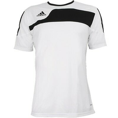 Adidas VANNES OLYMPIC football fan jersey shirt France white black OP NEW