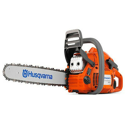 "Husqvarna 445 18"" .325 pitch .050 Gauge Gas Powered Chainsaw - 966955338"