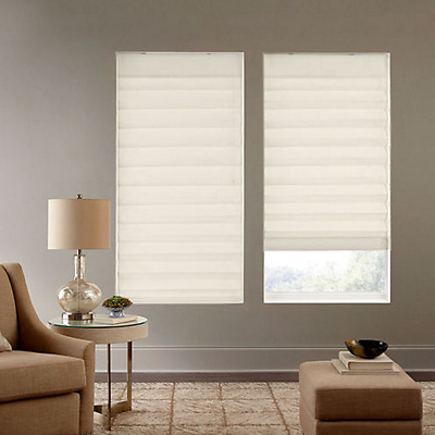 NEW JCPenney Home Alexander Waterfall Roman Shade Blind Fabric Window Treatment