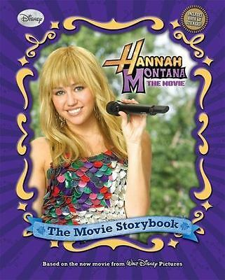 Hannah Montana the Movie Storybook by Disney Book Group (2009, Hardcover, Mov...