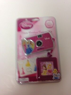 Disney Princess 35 MM Outdoor Camera Kit
