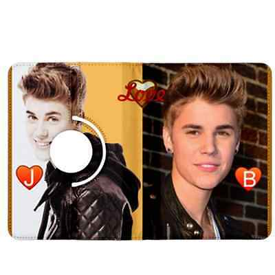 "One & Only Justin Bieber Collectible Photos Kindle Fire HDX 7"" Flip 360 Case"