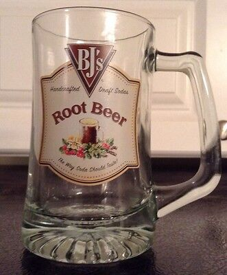 BJ's Brewhouse Handcrafted Draft Root Beer - Mug/Glass