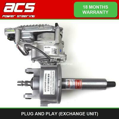 Vauxhall Meriva Eps Electric Power Steering Column Motor Pump Ecu - Exchange