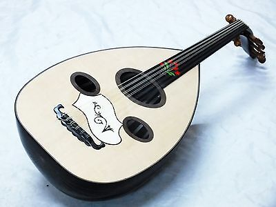 Gor :: Arab  String Instrument   Oud With Gigbag  New !!!!!!!!!!!!!!!!!!!!!