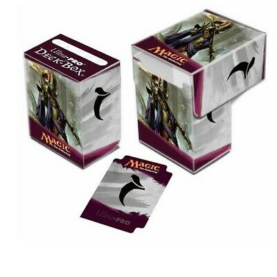 Ultra Pro Magic The Gathering Toploading Deckbox Khans Of Tarkir V4 Sultai 86209
