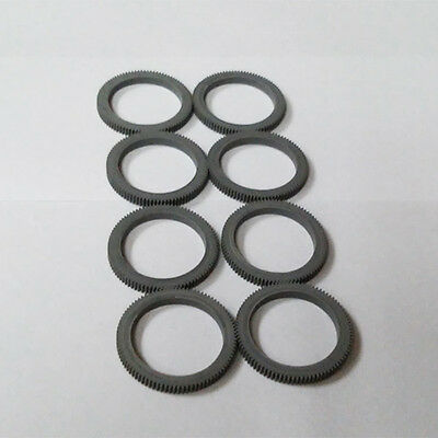 Loose Trackmaster/thomas Train Spare Rubber Tyres (8 Pcs) For Fisher/tomy Train