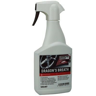 ValetPRO Dragons`s Breath Flugrostentferner 500ml,  21,90 EUR / Liter