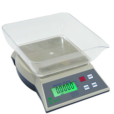 Digital Bench Scale Tree KHR 3000 w/ AC Adapter 3000g x 0.1g Table Top Loader
